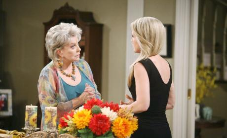 Asking Julie for Help - Days of Our Lives