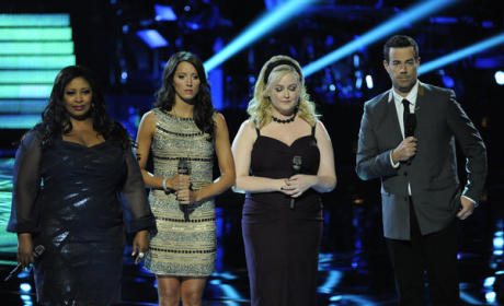 The Voice Bottom 3
