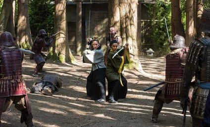 DC's Legends of Tomorrow Season 2 Episode 3 Review: Shogun