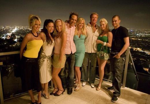 Sunset Tan Cast
