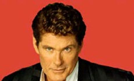 David Hasselhoff Says Goodbye to America's Got Talent