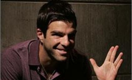 Zachary Quinto Featured in USA Today