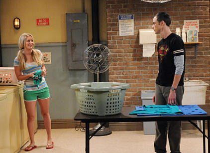 Watch The Big Bang Theory Season 4 Episode 3 Online