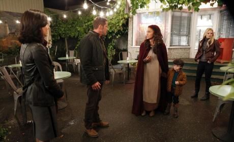 Marian Is Back - Once Upon a Time Season 4 Episode 1