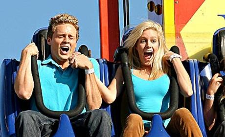 Cute Spencer Pratt, Heidi Montag Continue to Inspire (Nausea)