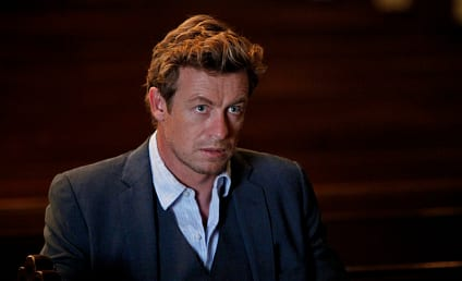 The Mentalist Picture Preview: The End of Red John
