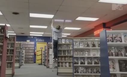 Teen Wolf Sneak Peek: Video Store Attack Alert!