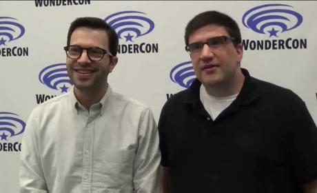 Adam Horowitz and Edward Kitsis Interview