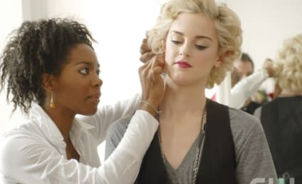 "Stylista Episode Guide, Photos from ""Model Behavior"""