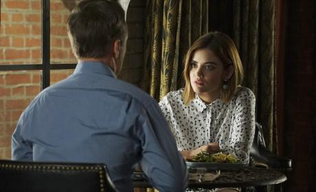 Pretty Little Liars Picture Preview: Emily's New Man?