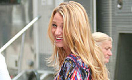 Blake Lively: Beautiful Birthday Girl