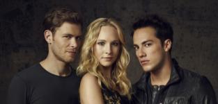 Klaus, Tyler and Caroline