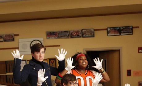 Do you think that was a good way to end Glee Club at McKinley High?