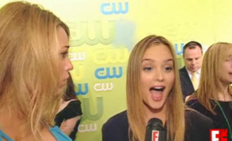 The Gossip Girl Cast Dishes