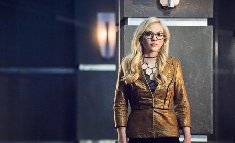 Brie Larvan Alone - Arrow Season 4 Episode 17
