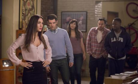 New Girl Season 5 Episode 6 Review: Reagan