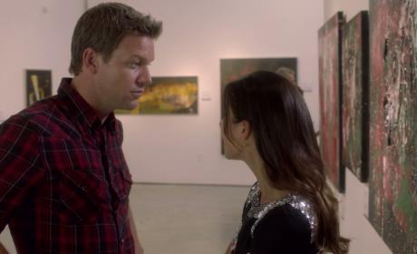 The Glades Review: Killer Art Show