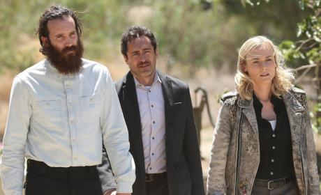 Trio on The Bridge Season 2 Episode 6