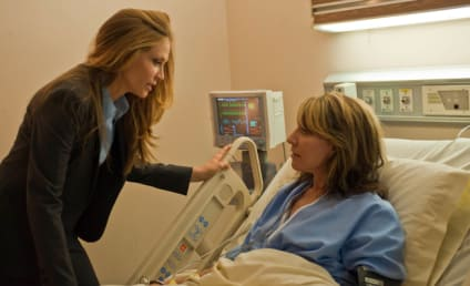 Ally Walker Interview: Insight into Agent Stahl