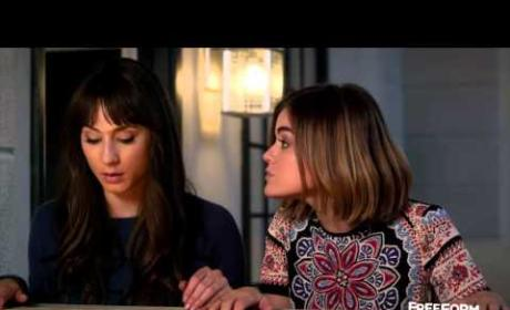 Pretty Little Liars Preview: Will Emily Die?!?