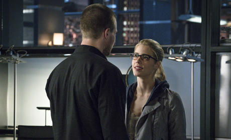 Happy - Arrow Season 3 Episode 23