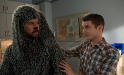 Wilfred Review: Dick Punch Fight