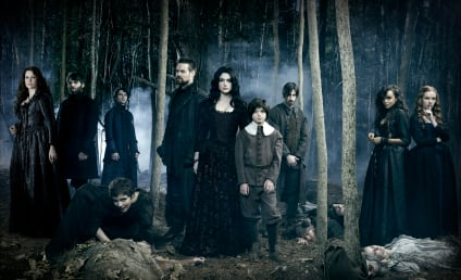 Salem: Renewed for Season 3!