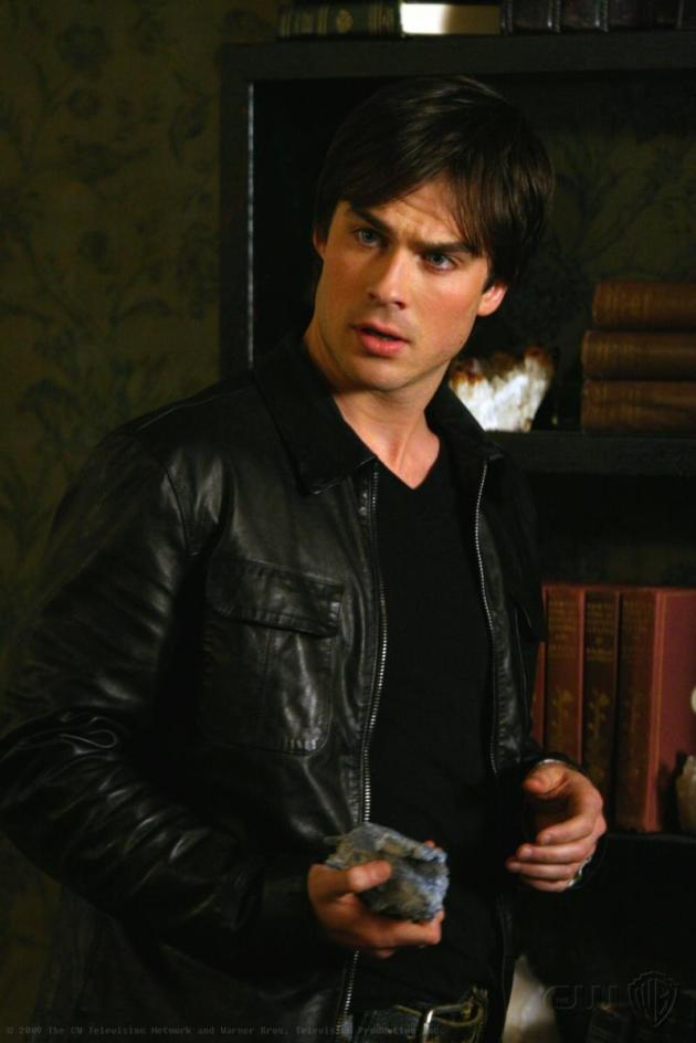 ian somerhalder damon vampire - photo #22
