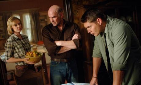 Mitch Pileggi to Reprise Role on Supernatural?