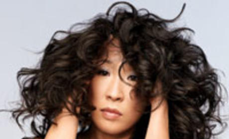 Sandra Oh: The Marie Claire Interview