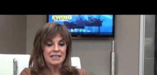 Linda Gray Set Interview