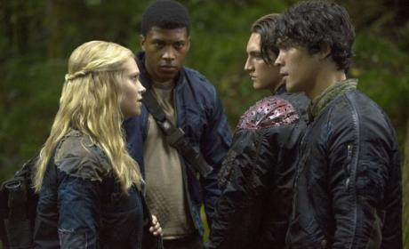The 100: Watch Season 1 Episode 2 Online