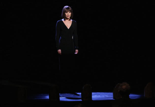 Rachel on Opening Night