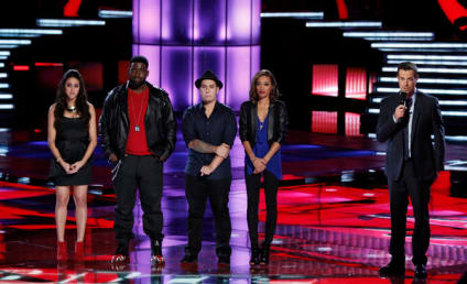 The Voice Results: Who Made the Top 8?