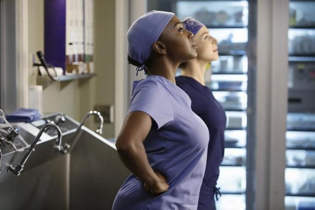 Grey s anatomy season 11 best kiss worst death amp more tv fanatic