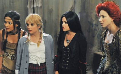 Pretty Little Liars Review: A Versus A