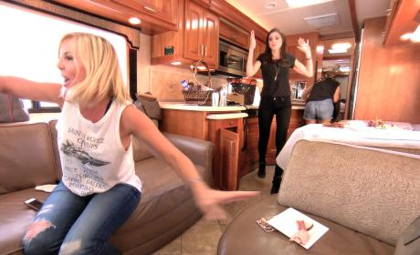 The RV Ride - The Real Housewives of Orange County