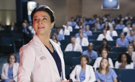 Grey's Anatomy Picture Preview: Class is in Session