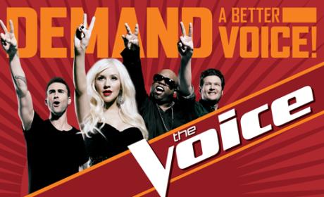 The Voice Lands Post-Super Bowl XLVI Time Slot