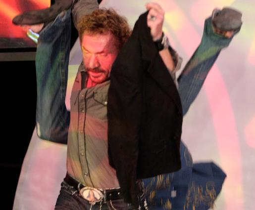 Danny Bonaduce Attacks!