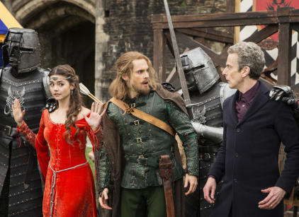Watch Doctor Who Season 8 Episode 3 Online