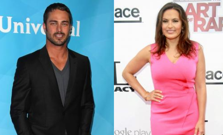 Tournament of TV Fanatic: Mariska Hargitay vs. Taylor Kinney!