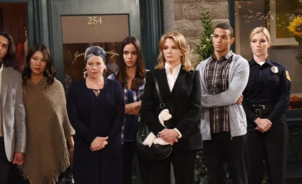 Days of Our Lives Recap: Lunatics On the Loose