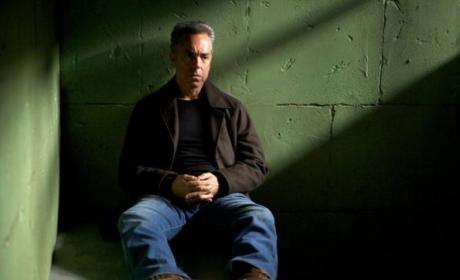 Titus Welliver on Grimm