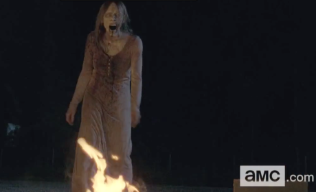 The Walking Dead Sneak Peeks: Look Who's Back...
