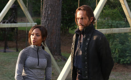 Sleepy Hollow Season 2 Episode 4 Review: Go Where I Send Thee