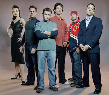 The Entourage Gang