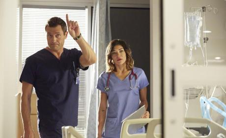 Complications Season 1 Episode 4 Review: Immune Response