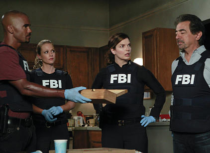 Watch Criminal Minds Season 8 Episode 11 Online