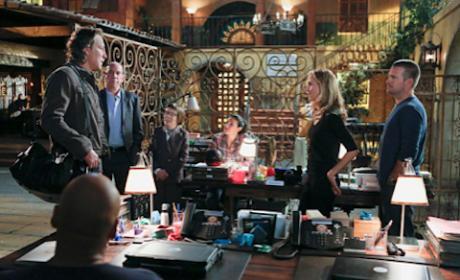 NCIS LA Spinoff Photo